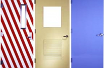 Corrosion-Resistant Doors